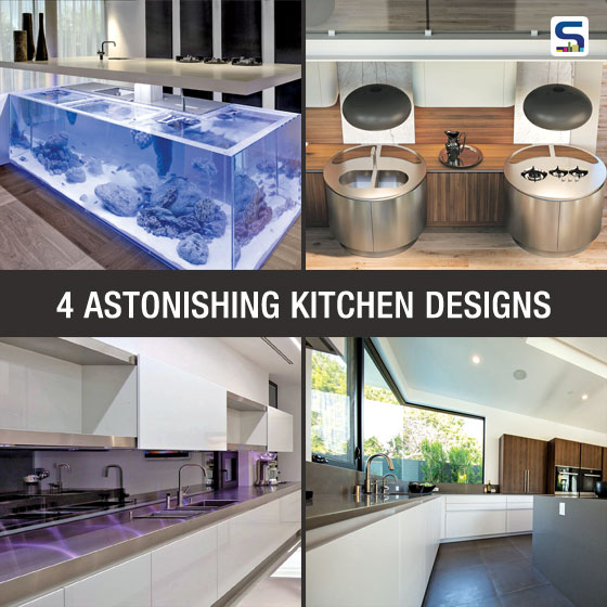 If you are thinking to remodel your kitchen, then these 5 astonishing kitchen designs will be a great idea to make it trendy and functional.