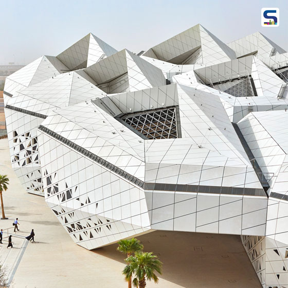 Crystalline KAPSARC by Zaha Hadid Opens To the Public in Saudi Arabia