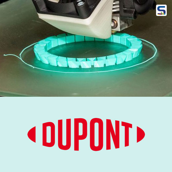 DuPont Transportation & Advanced Polymers, a global business unit of the DowDuPont Specialty Products Division presents new 3D printing filaments, reinforced with glass- and carbon.