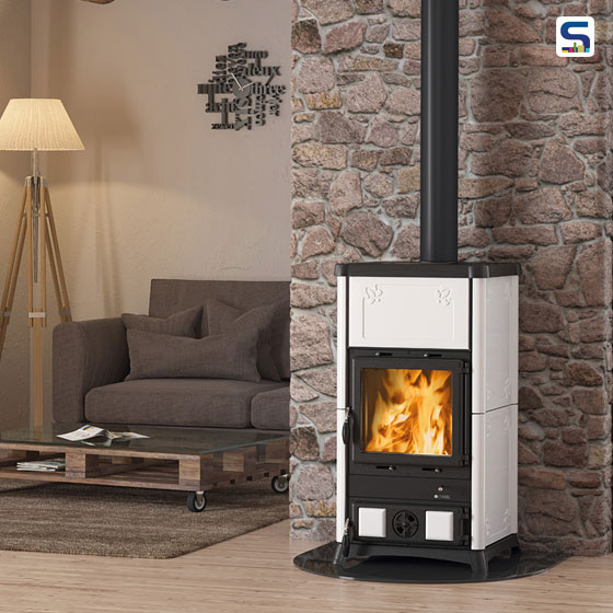 Stunning Fireplaces & Stove by La Nordica