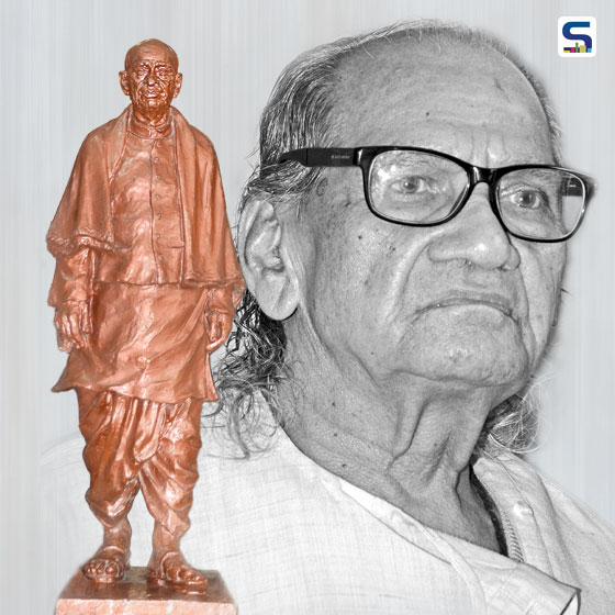 A role model for artists, specially sculptors, the life of 93-year-old Ram Vanji Sutar is a story of fathomless passion, dedication and inspiration.