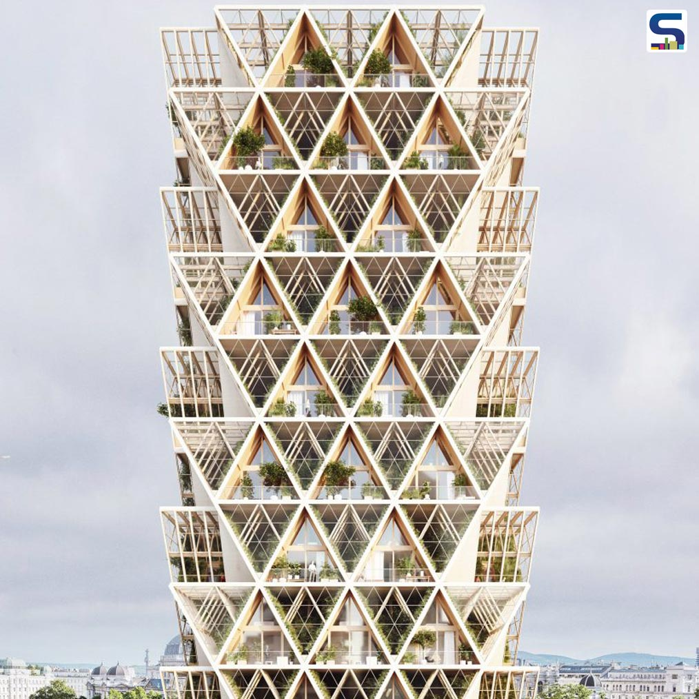 Though vertical farming isn't a far sought dream now, it's about time the concept should be made commercially viable. The good news has it that Precht, an Austrian architectural design firm.