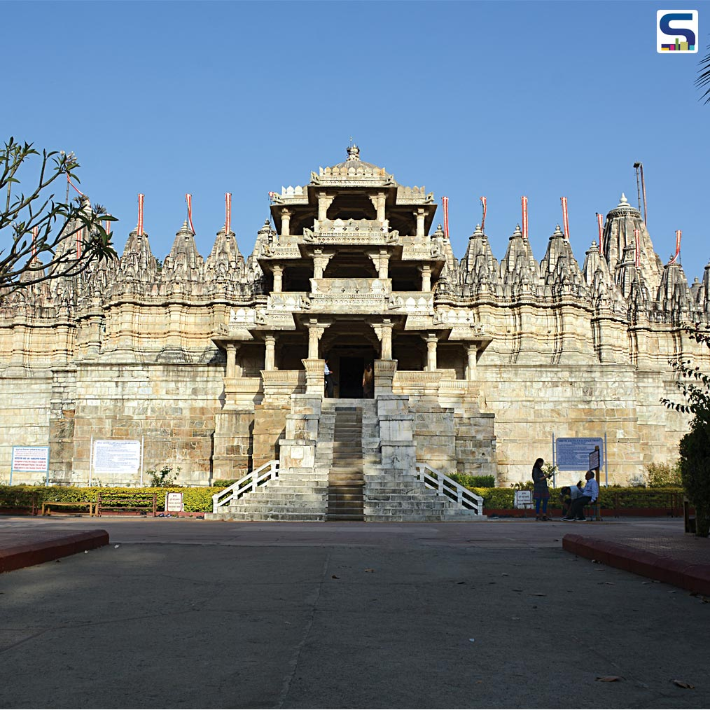 Ranakpur Jain Temple was built by a local Jain businessman named Dharanashah, somewhere in the 15th century, however, the temple and town of Ranakpur hail its name after the provincial ruler monarch, Rana Kumbha who patronaged both.