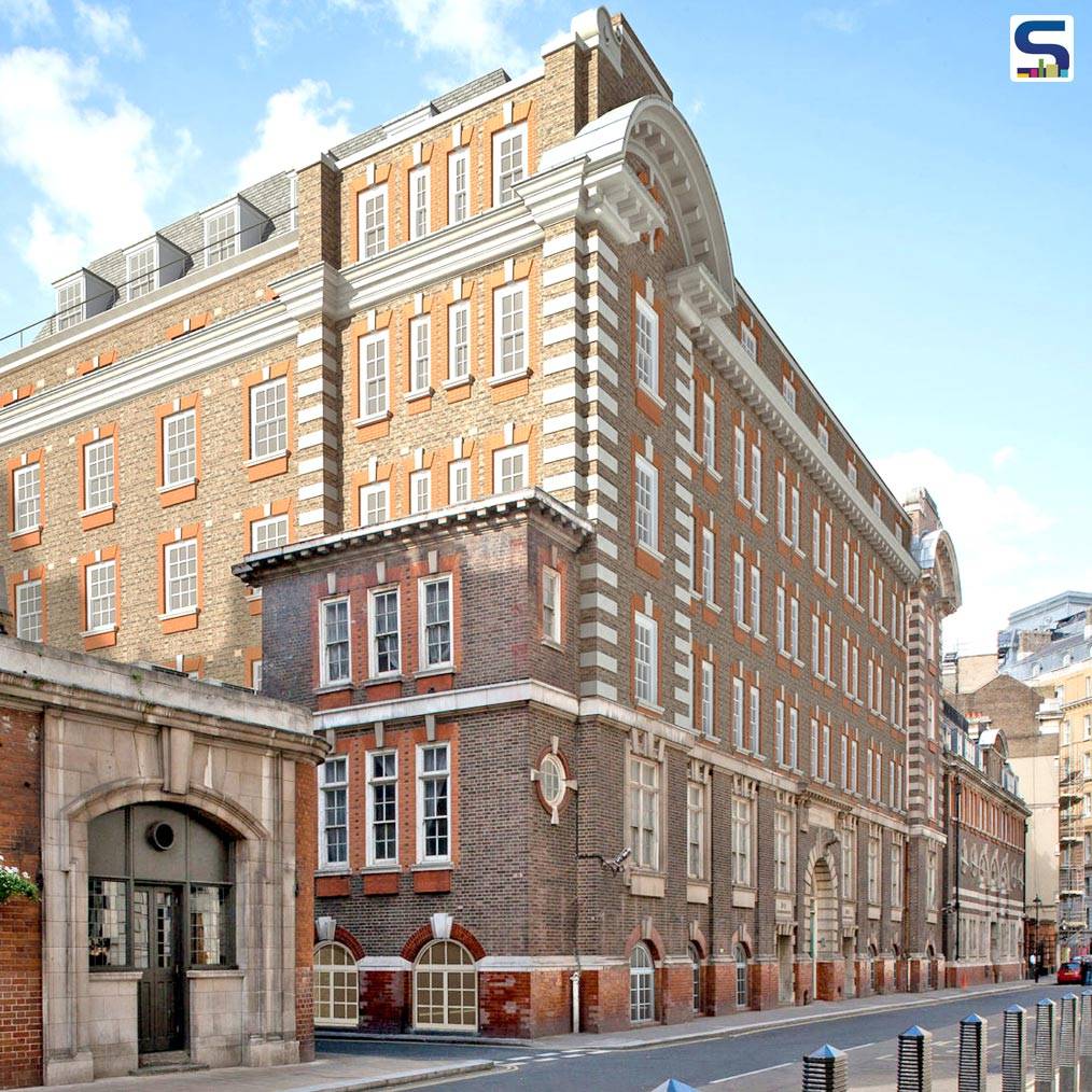 The Great Scotland Yard, which used to be a home of London's most famous criminals, is now open for super-rich people to stay.