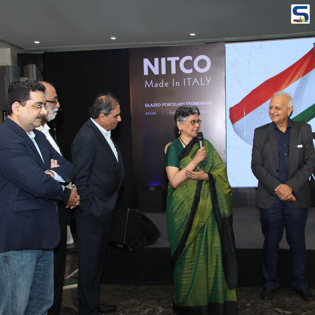 "A market leader in the industry ""NITCO"", India's premium brand, is well known for its fine product quality, innovation & customer service. Known as a trendsetter, ""NITCO"" brings Italian excellence with exemplary quality of Tiles"