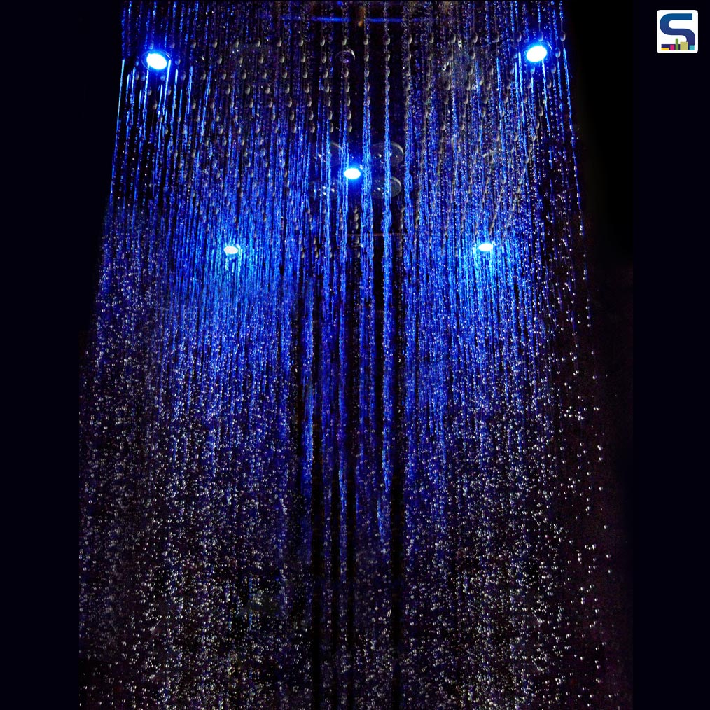 You can soak in serenity with the Rain Curtain, revel in the natural Mist, fall in love with the Waterfall and enjoy the Revolve.