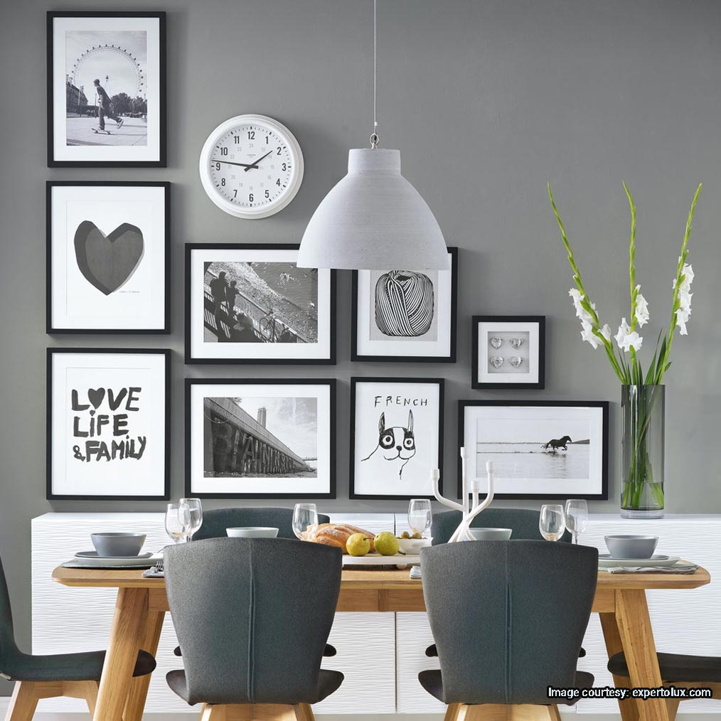 Eye-catching dining room designs