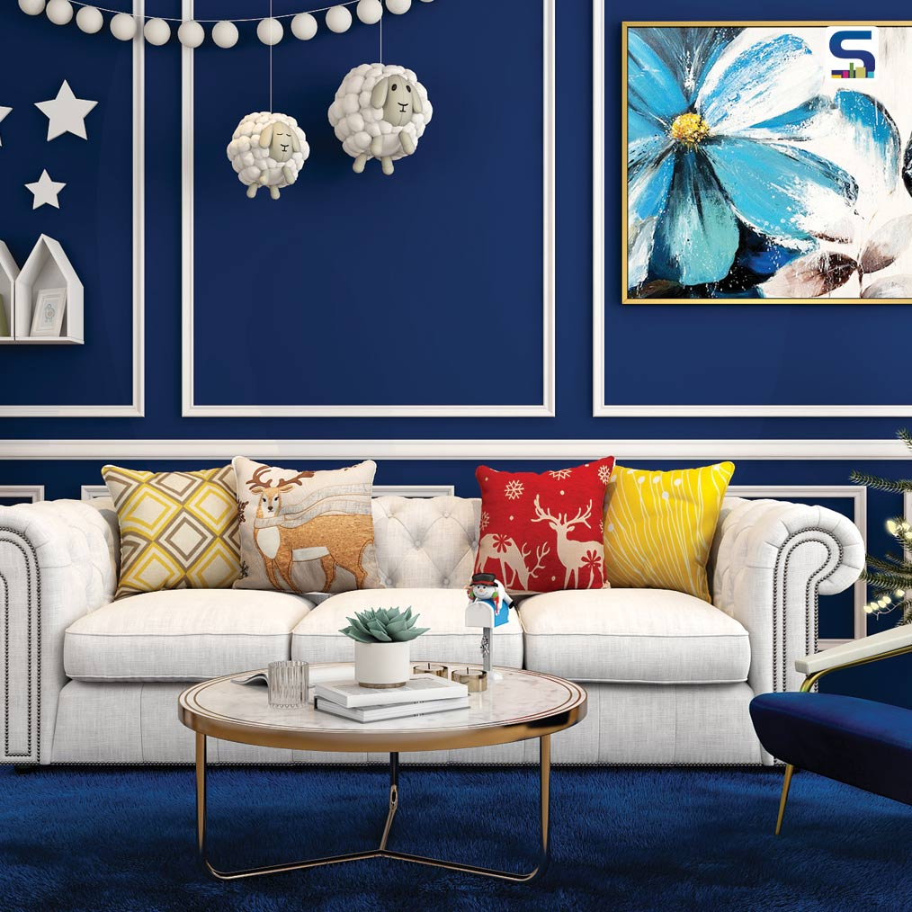 Ways to Incorporate the Pantone colour of the Year in Our Interiors