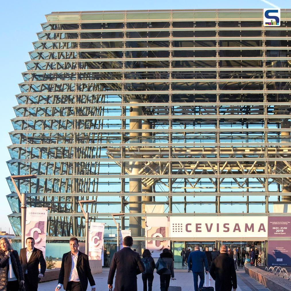 38th edition of Cevisama to take place Fromm 3-7 Feb 2020
