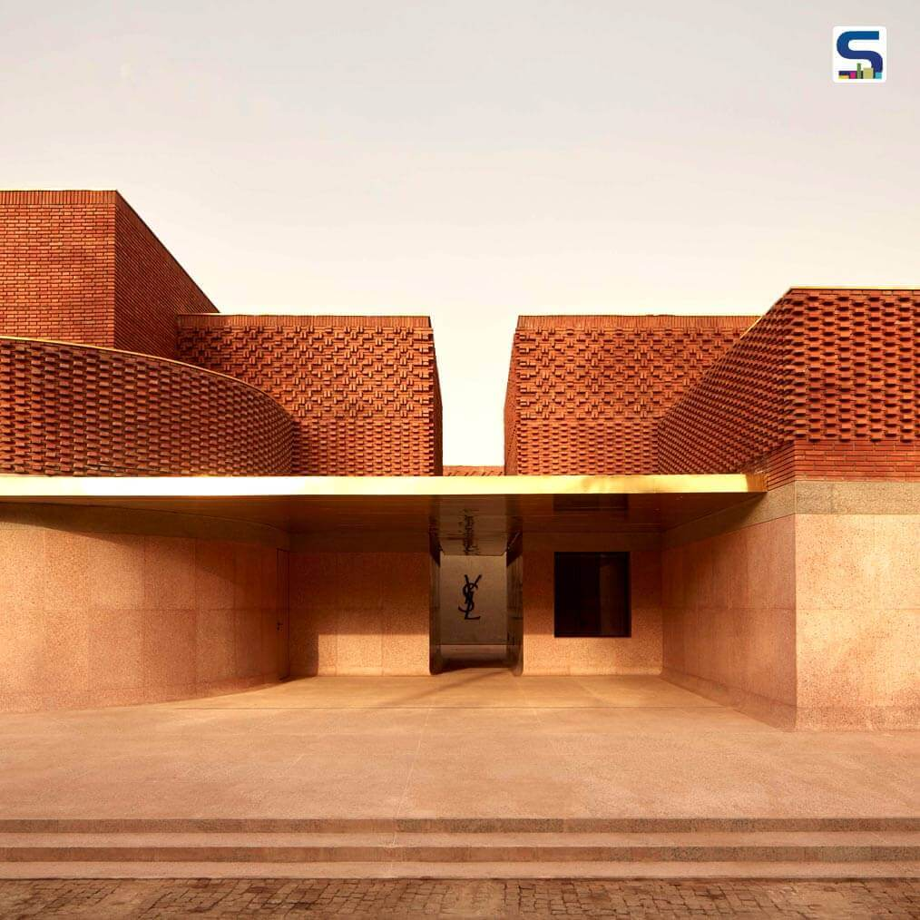 Musée Yves Saint Laurent Marrakech (mYSLm) by Studio KO