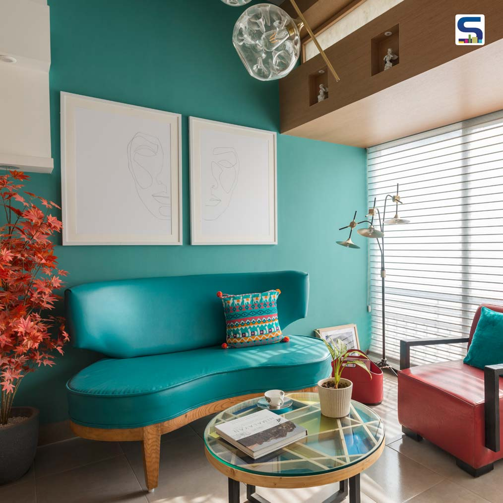 Kapil Aggarwal, Founder, Space Architects@ka Creates A Colourful and Playful Abode