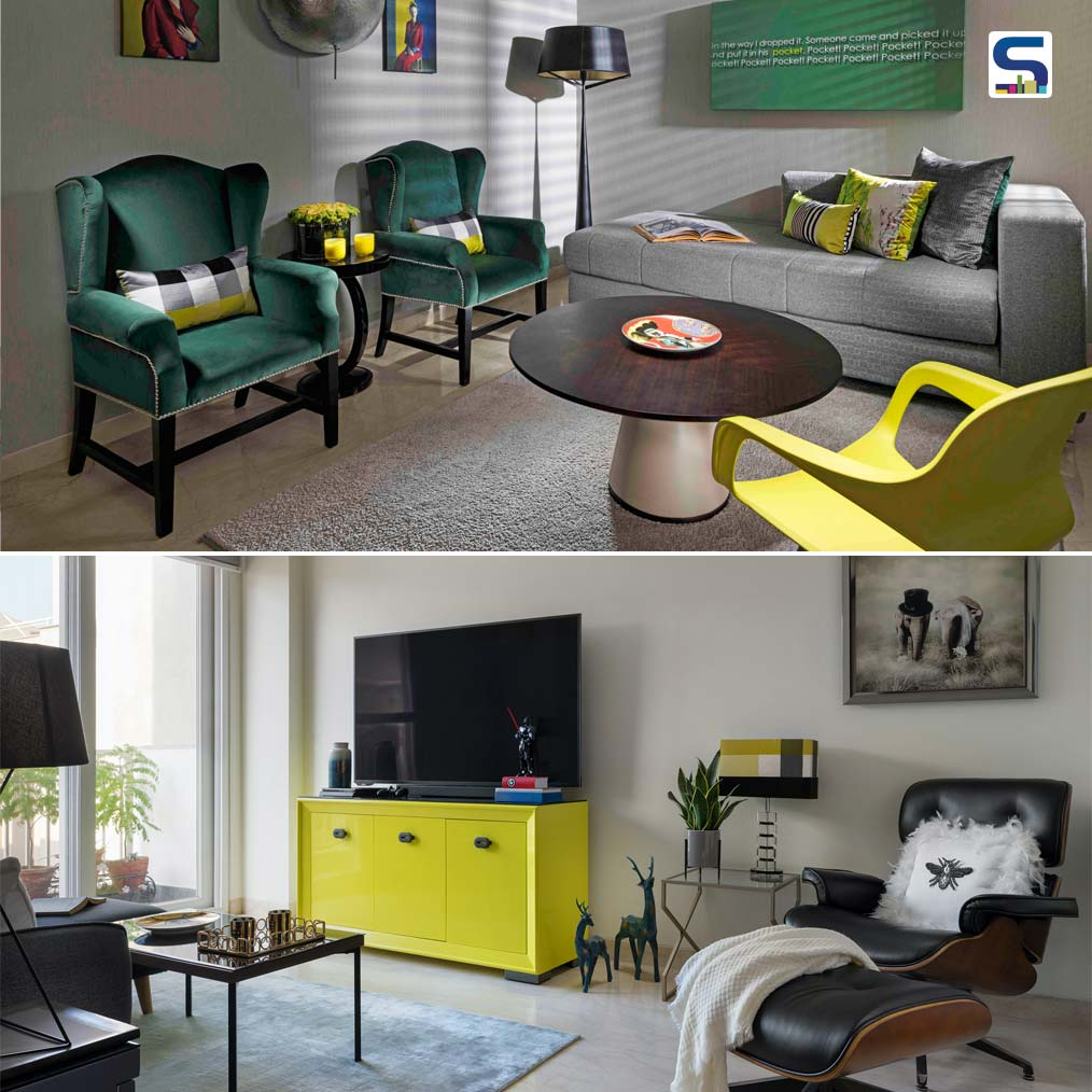 Sanjyt Syngh Presents Exciting TV Lounges