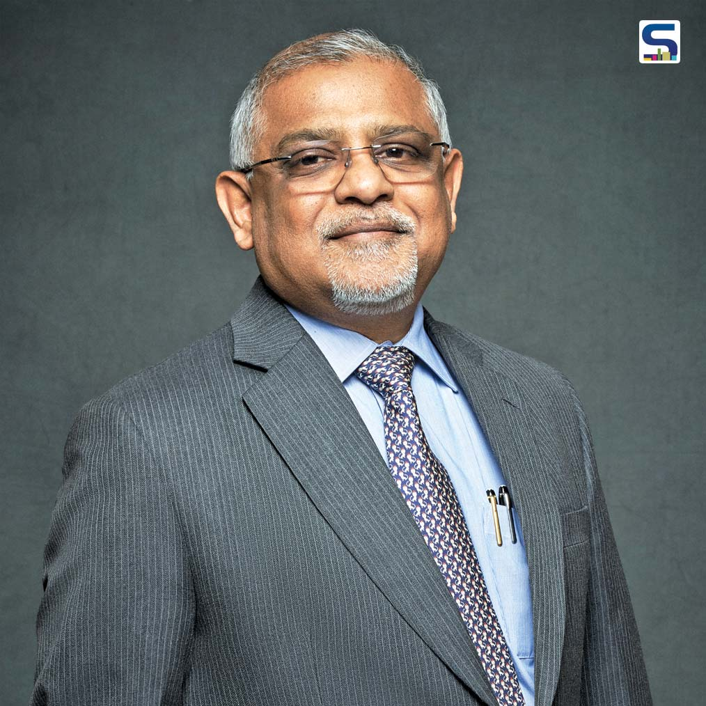 Surfaces Reporter in Conversation with ANIL GEORGE, Deputy Managing Director & CFO, Voltas Limited