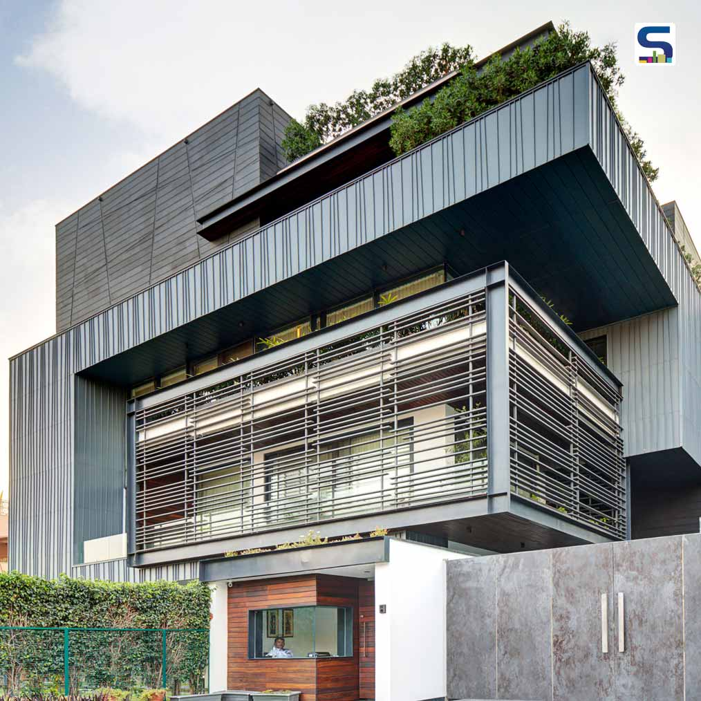 Breaking the Stereotypes on the use of Metal in Facades