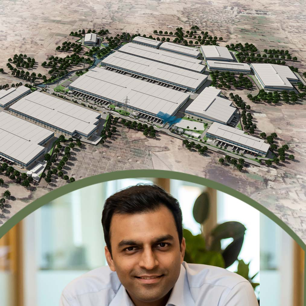 Welspun Group forays into Warehousing with 110 acre logistics park estimated 900 cr in Bhiwandi