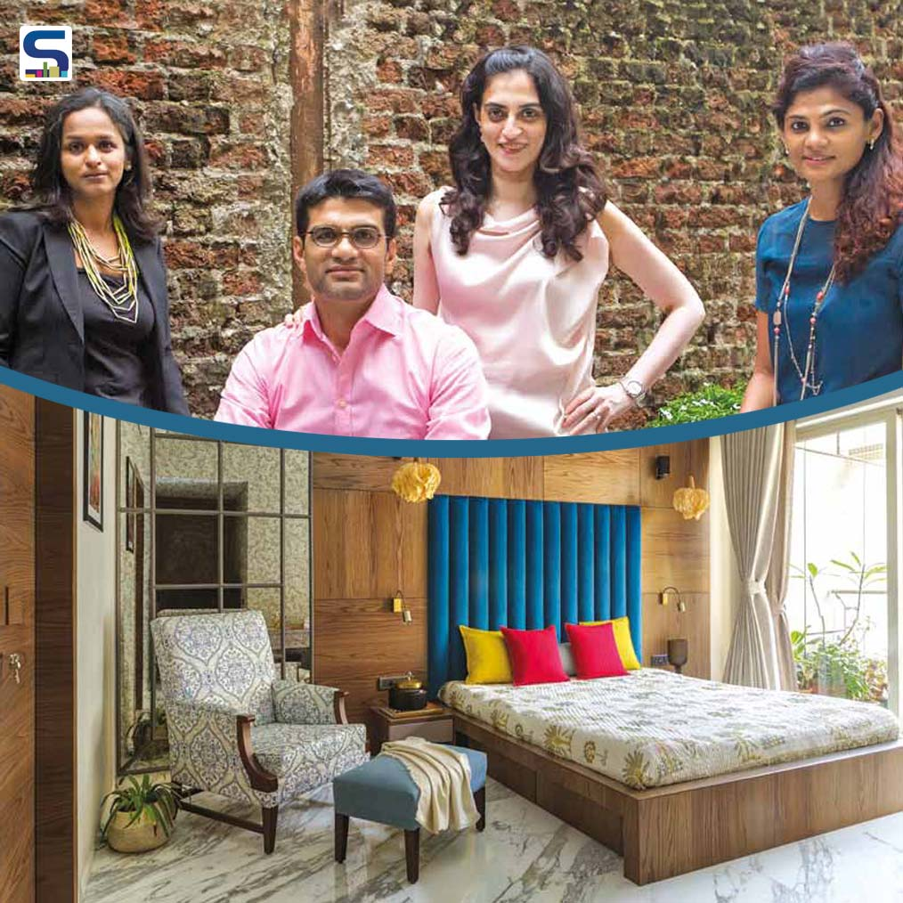 Top interior DESIGN FIRMS OF INDIA: 12 LATEST PROJECTS| Rajiv Parekh, Ekta Puri Maithili Raut & Apoorva Shetty