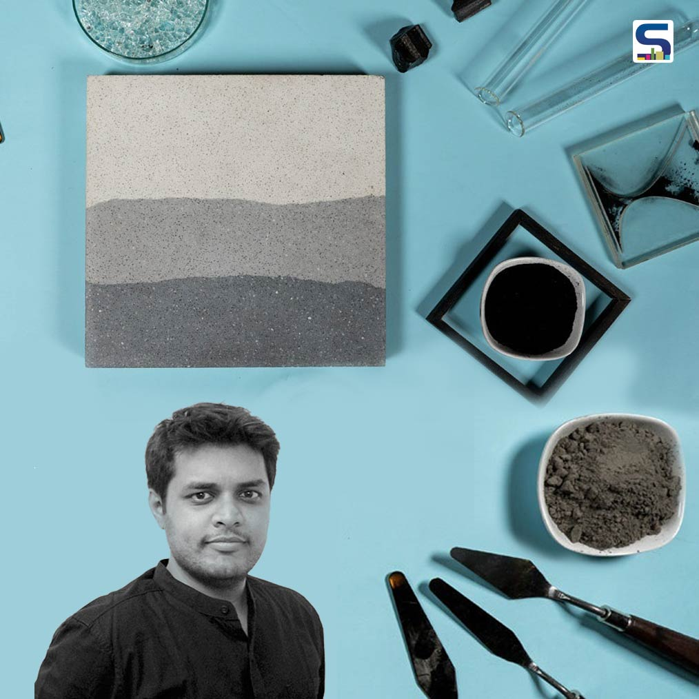 Carbon tiles out of polluted air made by Mumbai-based team of architects and engineers