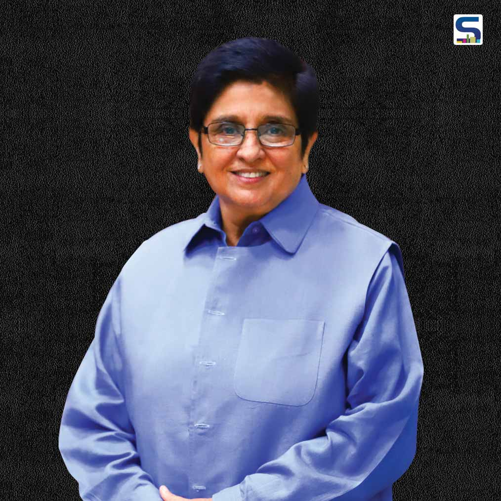 Vertica Dvivedi Talk Show: Messages from Kiran Bedi | Leadership in the Times of Crisis