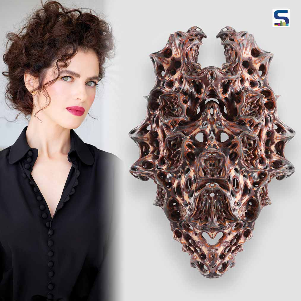 Neri Oxman Material Ecology