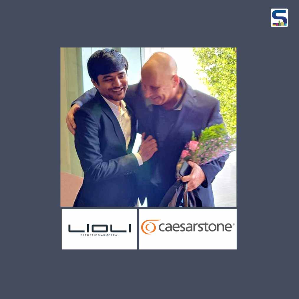 Ceasarstone Limited acquires majority stakes of Lioli Ceramica.