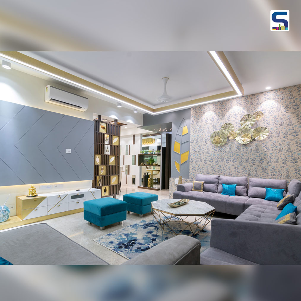 4BHK House in Ahmedabad | Aarchion | Indraprasth Residence