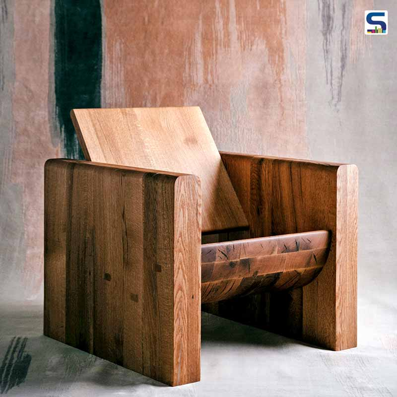 This Furniture Collection Is Made From A Single 130 Year Old Tree