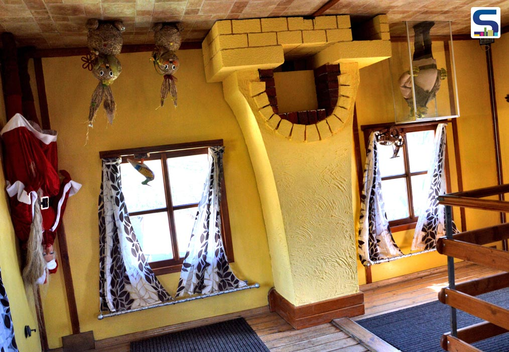 Upside Down House in Zakopane