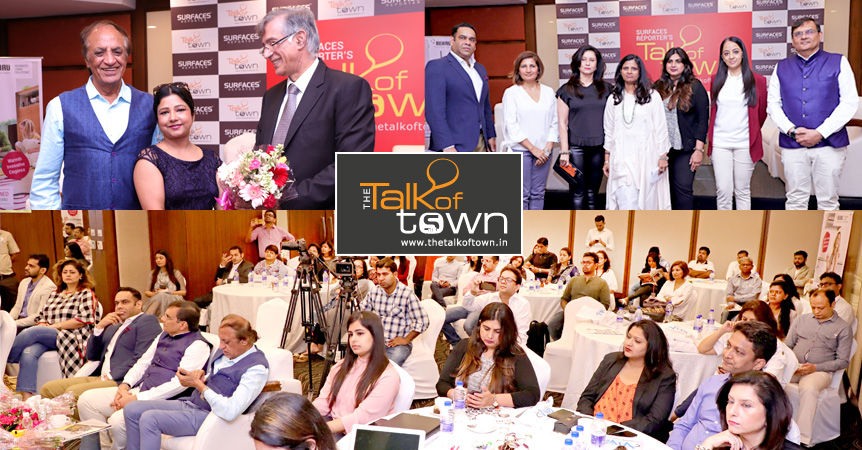 The Talk of Town Event by Surfaces Reporter was The Talk of Mumbai