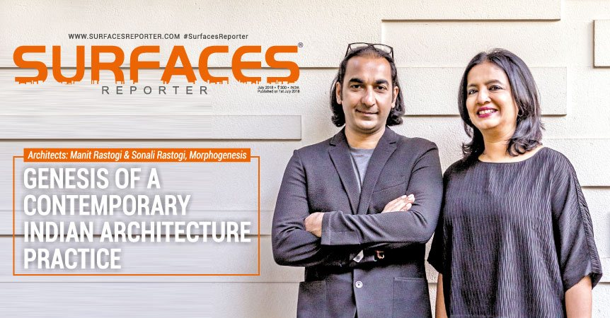 From a home garage to becoming one of the most sought after architecture firm which is taking Brand India global, the genesis of this contemporary architecture.