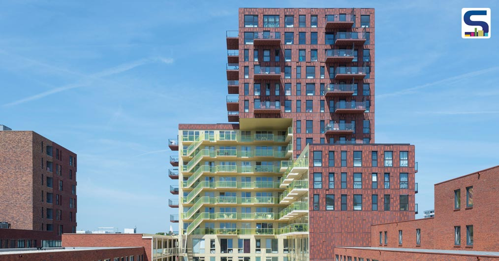 A residential tower on Churchilllaan in Kanaleneiland, Utrecht, will give a big impetus to the development of this typical post-war reconstruction district.