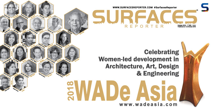 WADe Asias annual event, it is time to check out the photo story, if you havent visited, this is an opportunity to peep into the Architecture & Design event which happened in Delhi recently and has taken the nation & continent by storm!!