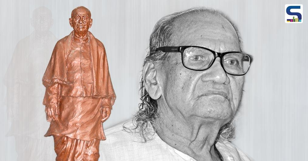 Within a tenure of 60 years, Ram Sutar's hands have immortalised countless realistic sculptors