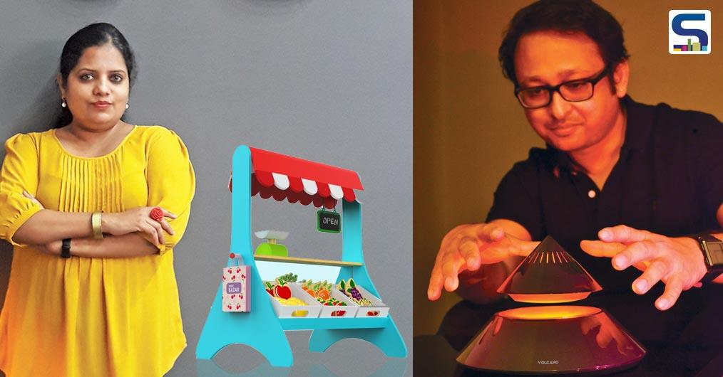 An eminent toy designer, postgraduate from National Institute of Design (NID) with her specialization in Toys and Children products