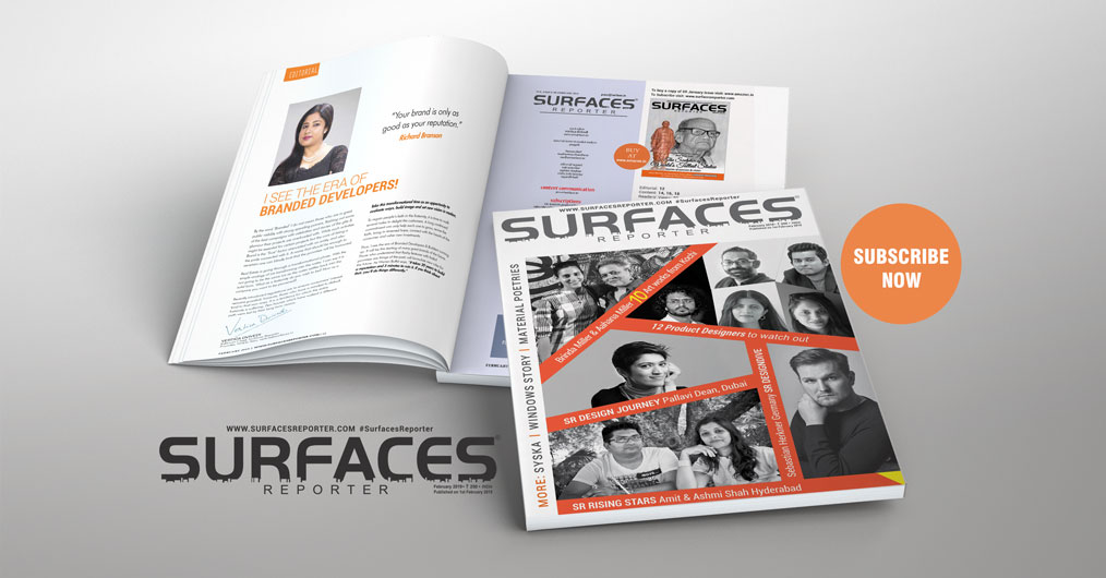 Surfaces Reporter February 2019