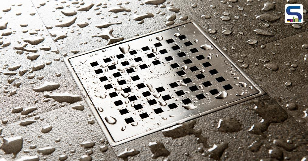Choosing the right drain system during bathroom renovation is very important.