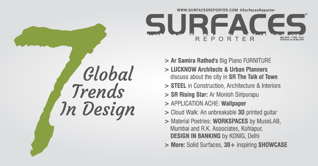 Surfaces Reporter May 2019