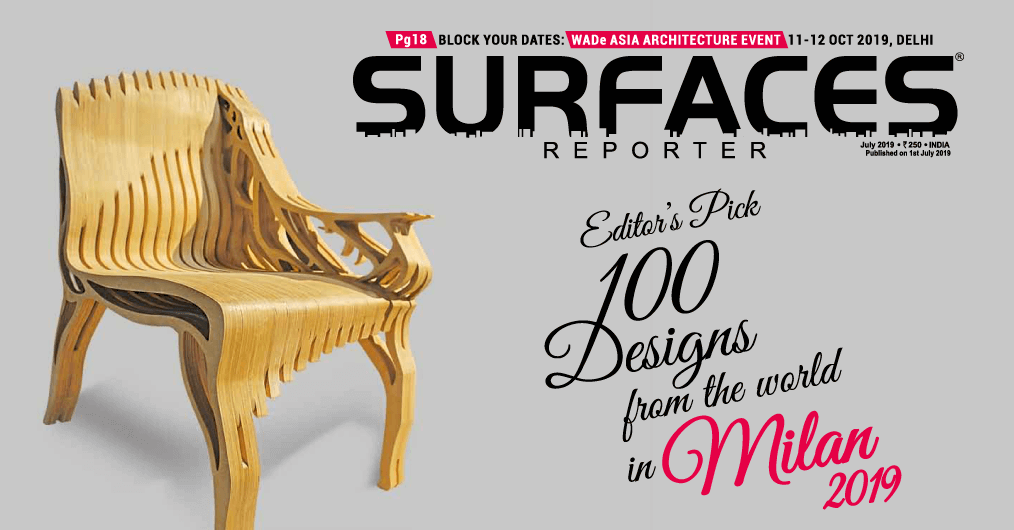 Surfaces Reporter July 2019