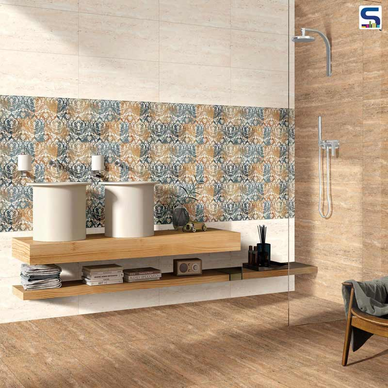 Sparkling Tiles from Somany