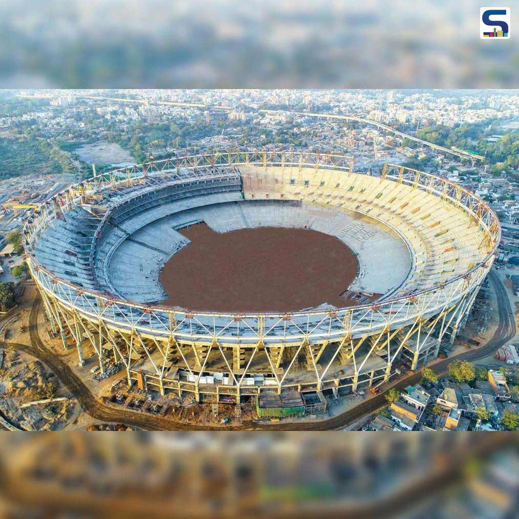 How Will the Largest Cricket Stadium in the World, Coming Up in India, Look Like?