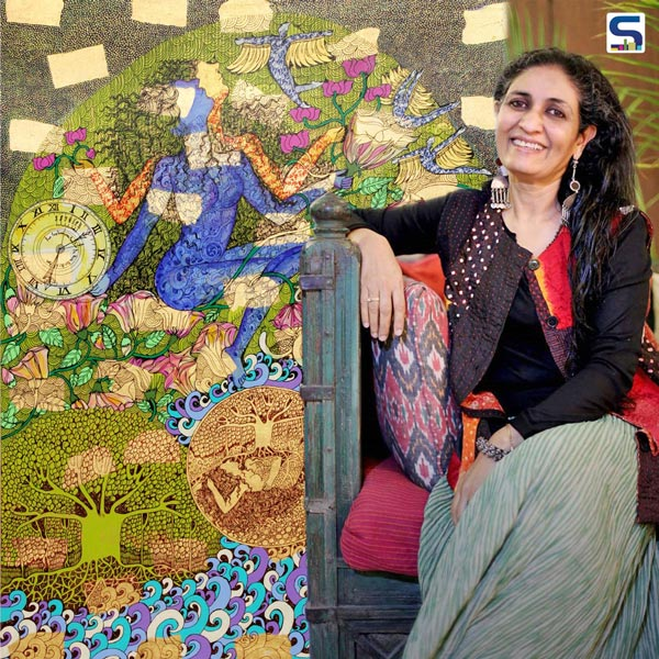 Exploring Creativity with Artist Seema Kohli