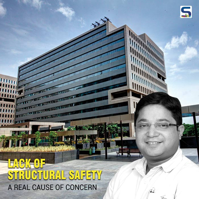 Architect Manoj Choudhury, Director, ECPL, Mumbai Shares Insights on Structural Safety