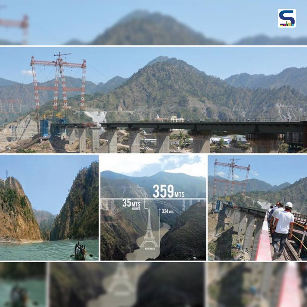 Know about Chenab Bridge, the Highest Railway Bridge in the World