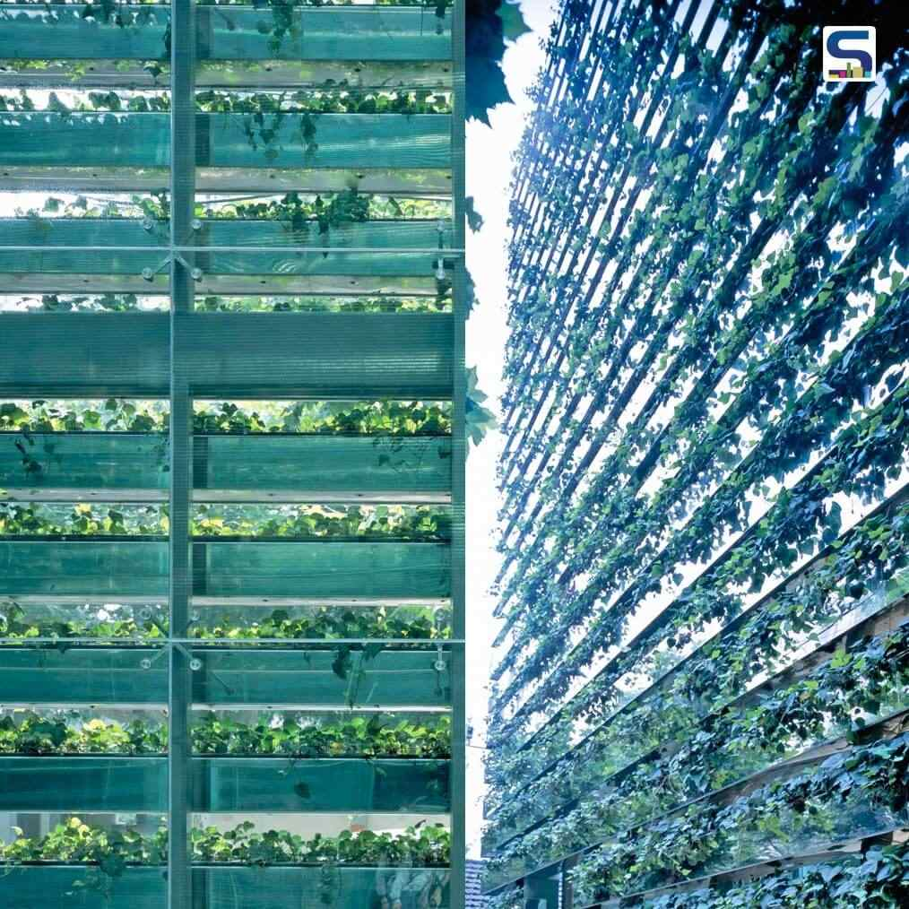 Building of the Year 2020 Winner: Stainless Steel Panel by Ar KengoKuma