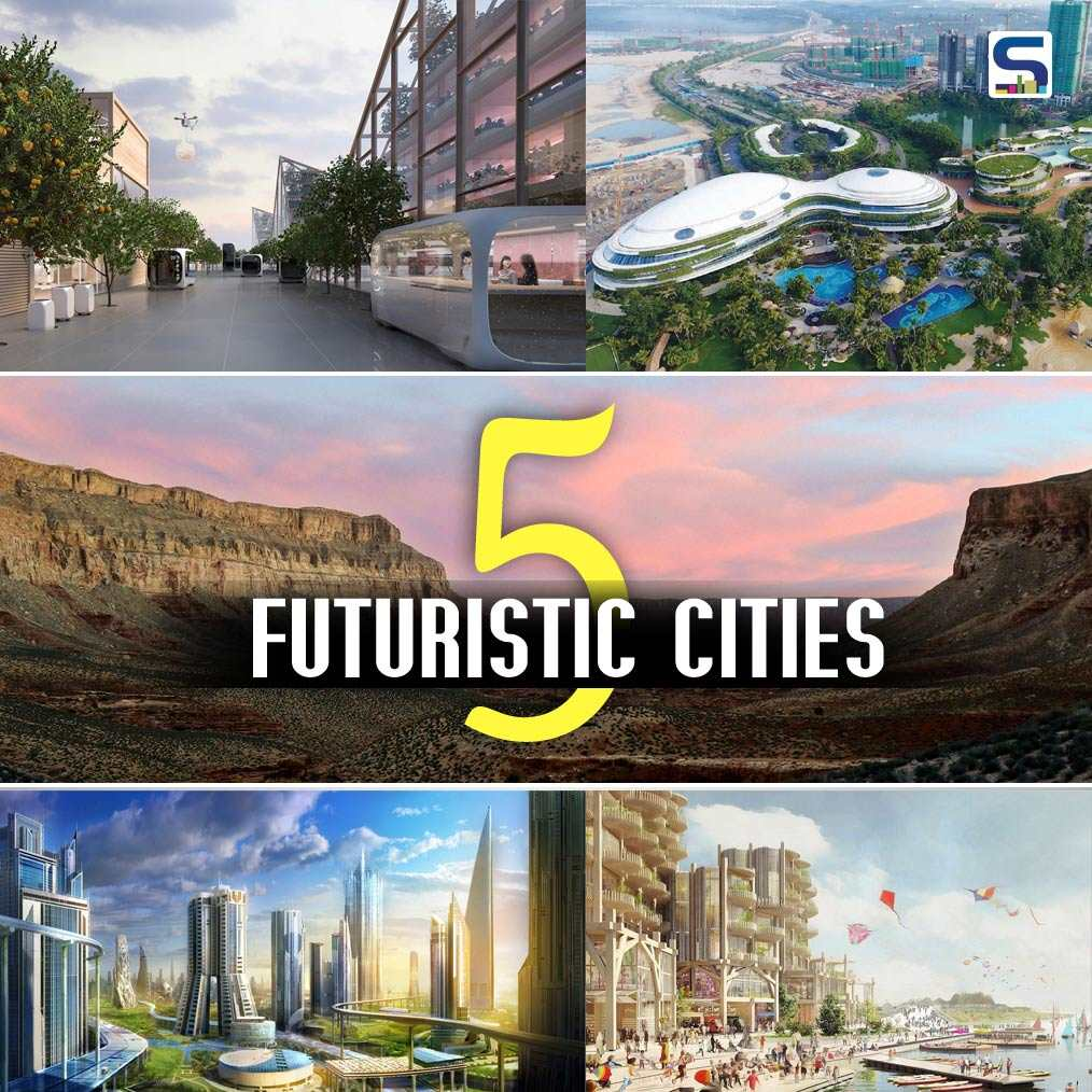 5 Futuristic Smart Cities to Become Reality Soon