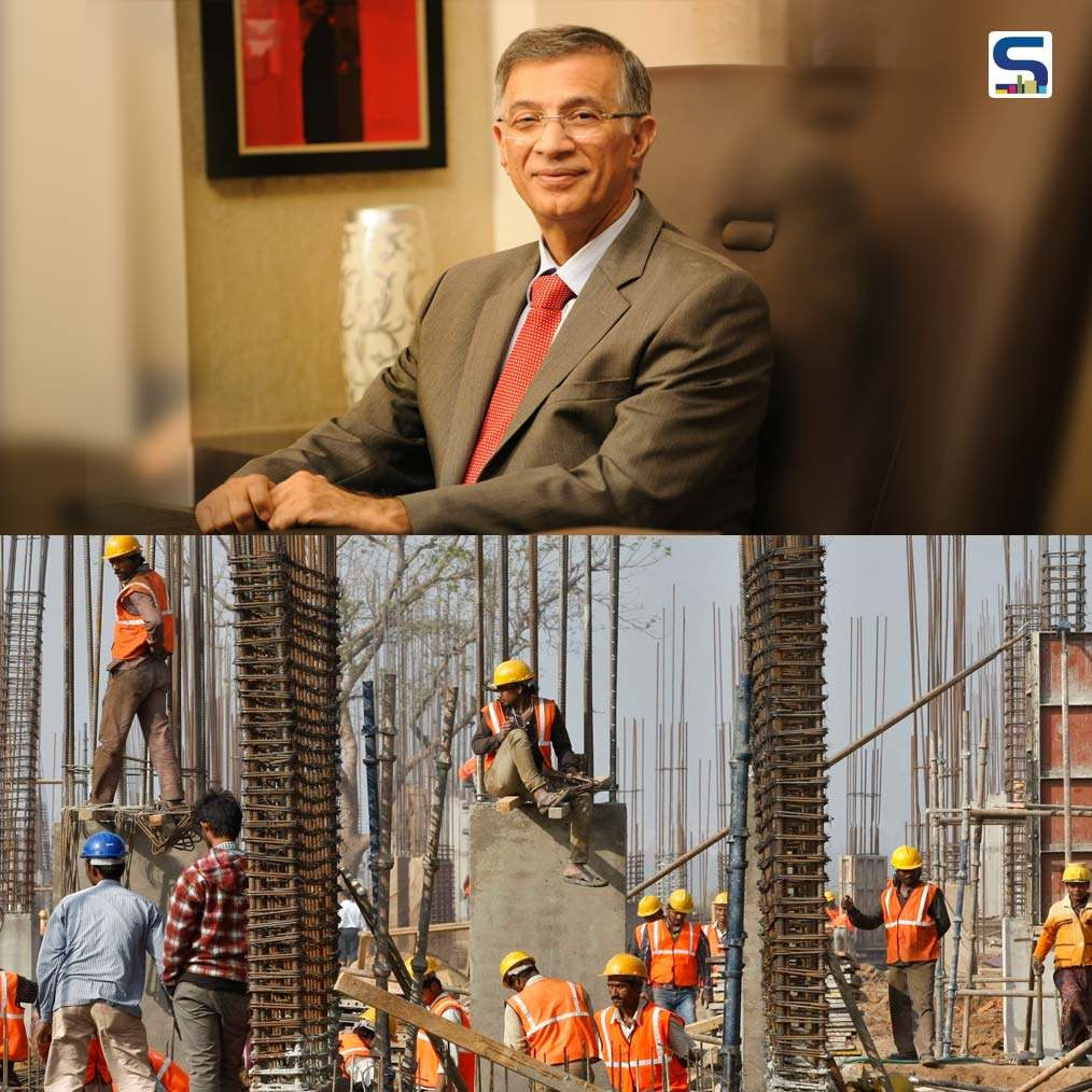 Hiranandani Urges Lift on Lockdown for Construction Workers