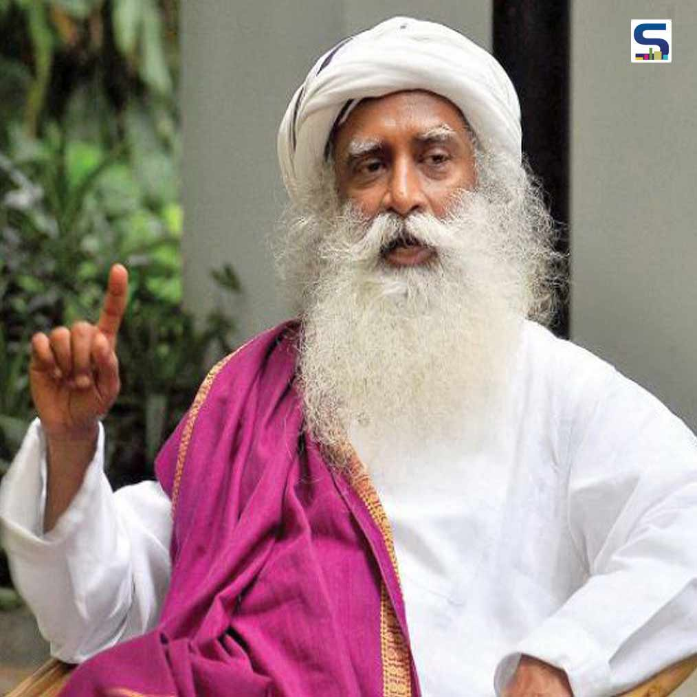 From being a builder, become a Nation builder, Sadhguru told realty leaders of India
