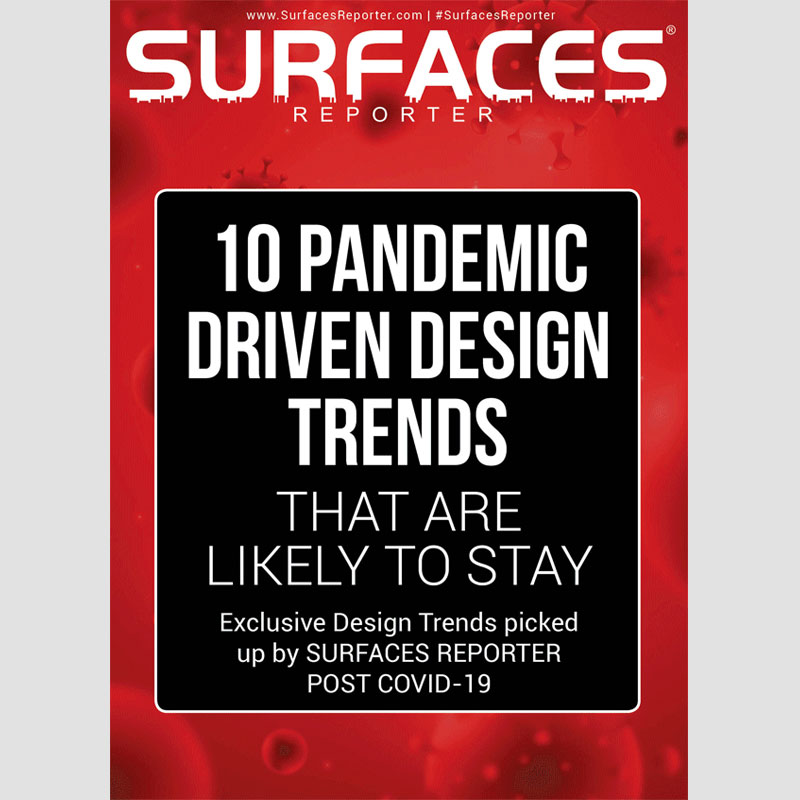 Surfaces Reporter November - December 2020