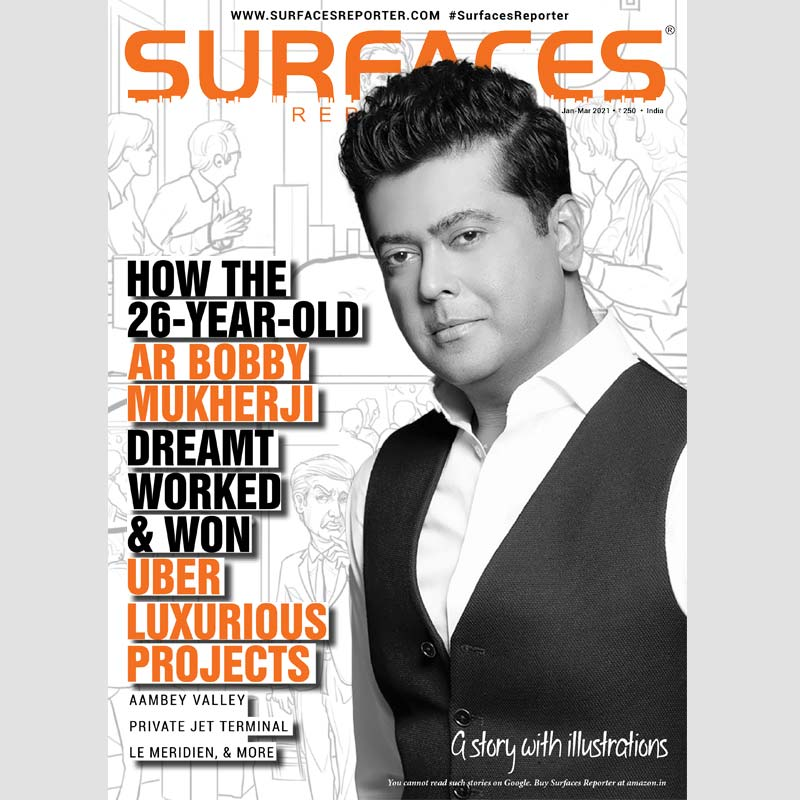 Surfaces Reporter January - March 2021