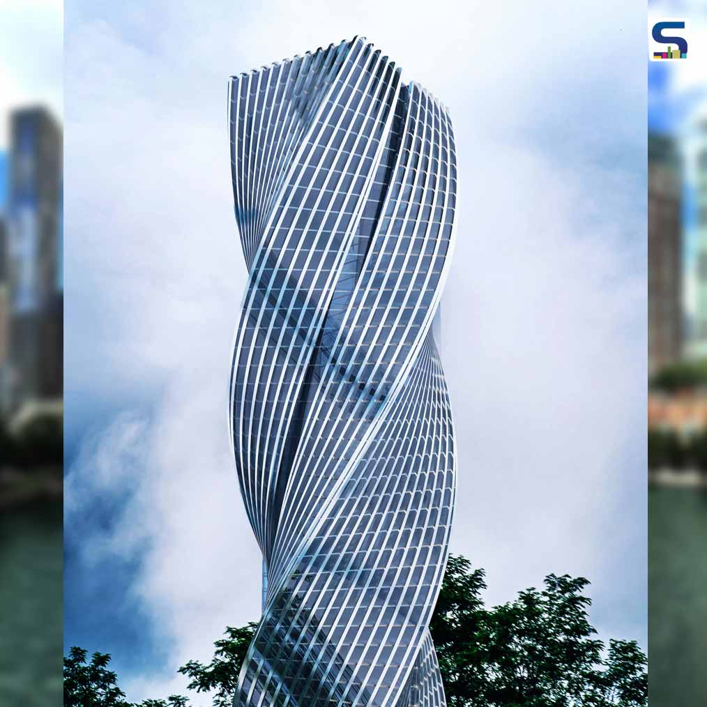 The Growing Trend of Spiraling Skyscrapers | A Twisting Tower in Chicago by MB Architects | SR Report