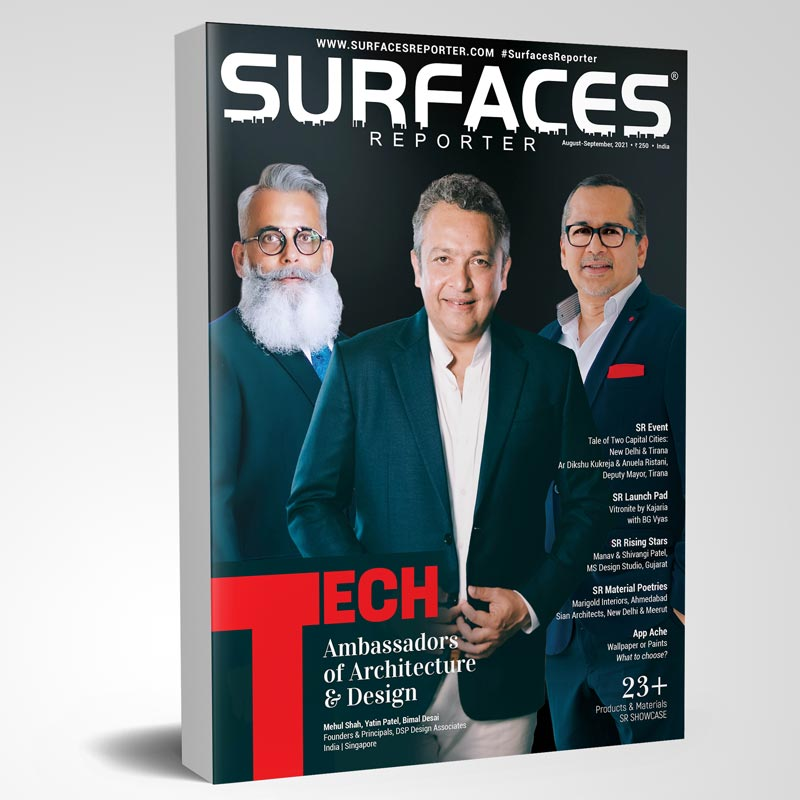 Surfaces Reporter August-September 2021